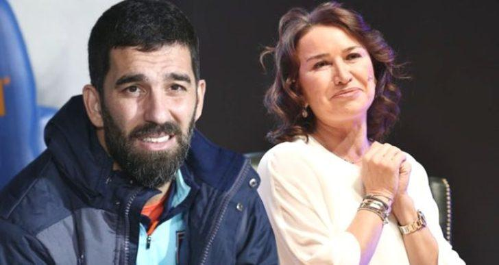 Arda Turan'ın 'manevi annem' dediği Demet Akbağ, Özlem Ada Şahin ile buluştu