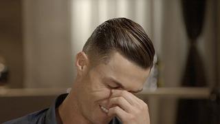 Ronaldo şoke oldu, hüngür hüngür ağladı!