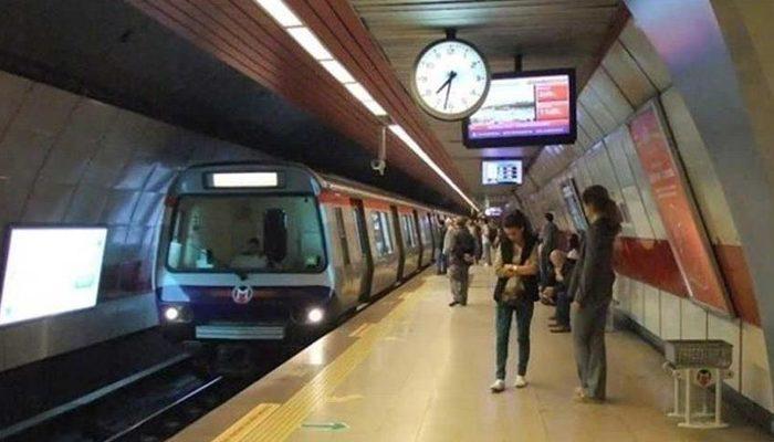 İstanbul'da gece metrosundan 50 bin kişi faydalandı