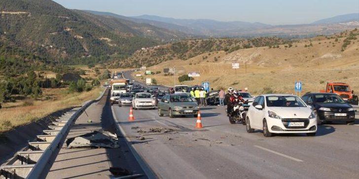 Trafik kazalarında 8 ayda 1644 kişi hayatını kaybetti