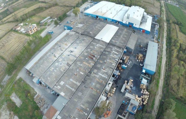 Dünyanın 25 otomobil devine Düzce'den 100 milyon Euroluk ihracat