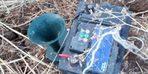 Bıldırcın sesi çıkaran cihazla avlanan 2 şahıs yakalandı