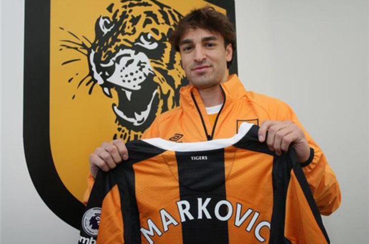 Lazar Markovic - Yaşı: 22 - Takımı: Hull City (İngiltere)