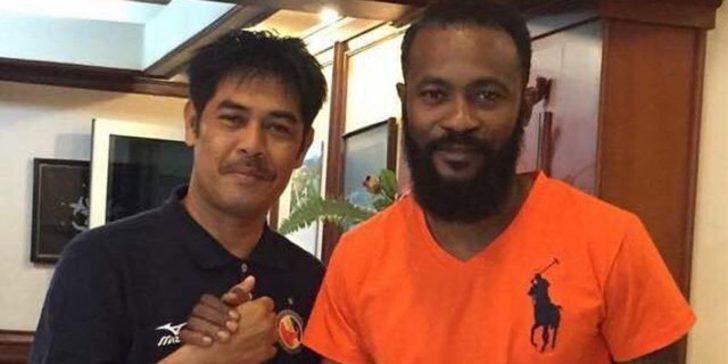 Didier Zokora - Yaşı: 37 - Takımı: Semen Padang (Hindistan)