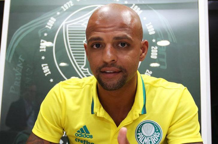 Felipe Melo - Yaşı: 33 - Takımı: Palmeiras