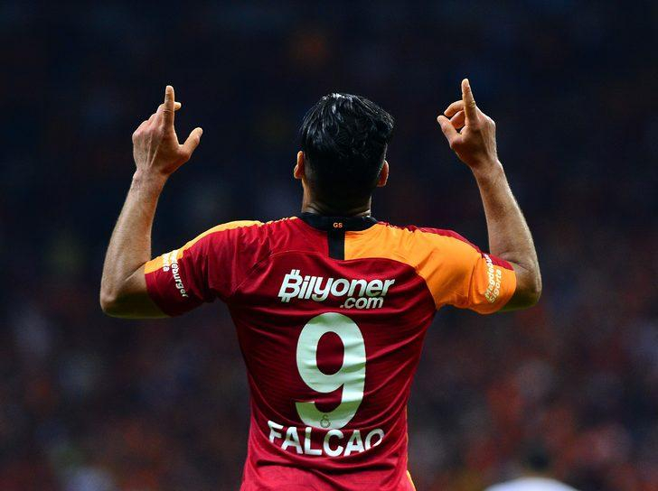 Süper Lig'e Falcao damgası!