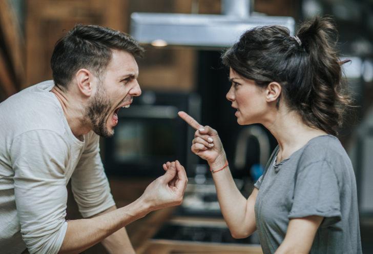 Eşinin saçını çekmek hem boşanma hem tazminat sebebi ile ilgili görsel sonucu