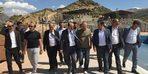 AK Parti heyetinden Çukurca'ya çıkarma