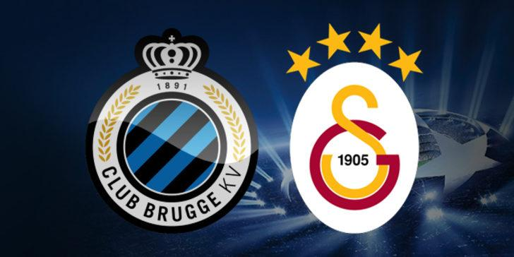 Club Brugge Galatasaray maçı canlı izle (beIN Sports ve Alternatif kanallar)
