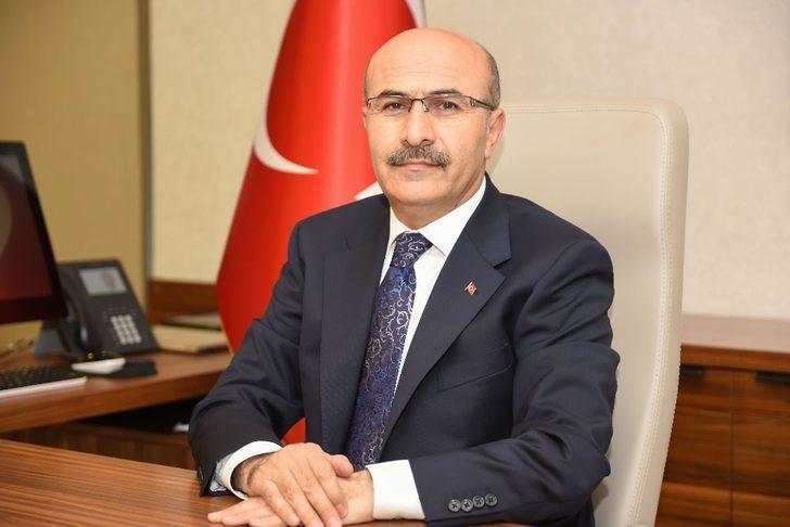 """Vali Demirtaş: """"Şehit ve gazi olmaktan kaçınmayacak bir milletin mensubuyuz"""""""