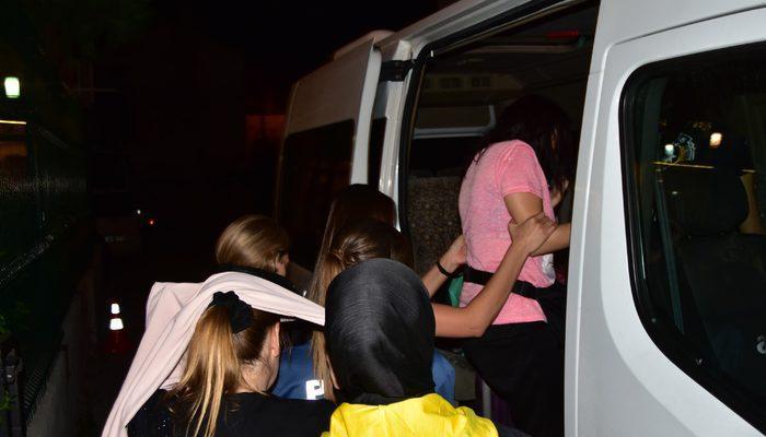 Fuhuş çetesinin Rus uyruklu kadın lideri 'Hayalet' yakalandı