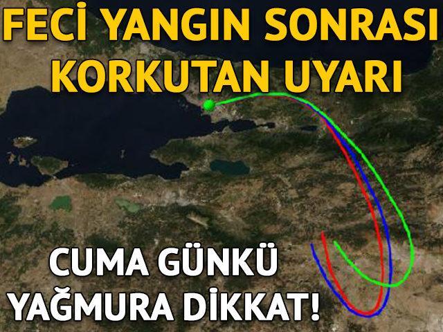İstanbul Tuzla'daki feci yangın sonrası korkutan uyarı!