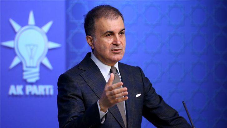 AK Parti Sözcüsü Ömer Çelik'ten İlker Başbuğ'un açıklamalarına ilişkin açıklama