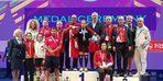 Şaziye Erdoğan dünya şampiyonu!