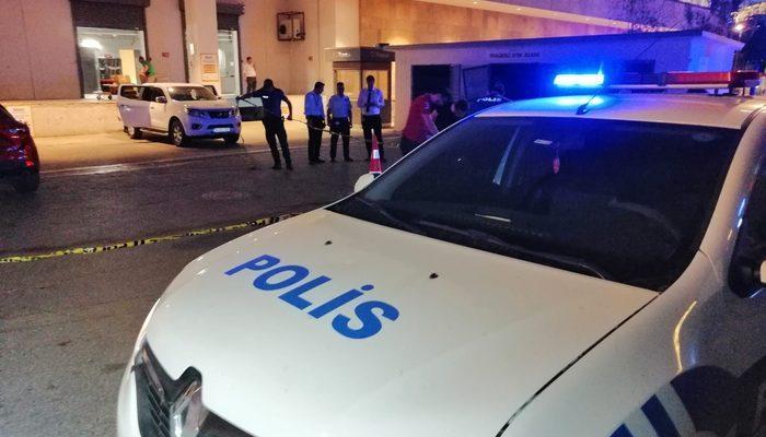 Maltepe'de sokak ortasında silahlı saldırı! Bölge abluka altına alındı