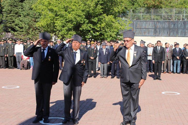 Tunceli'de 19 Eylül Gaziler Günü