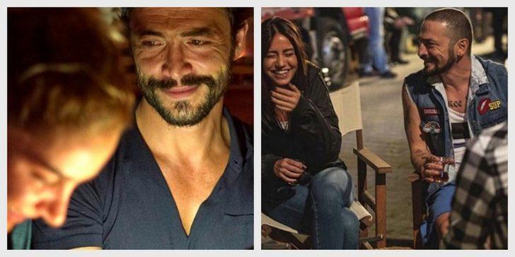 Ahmet Kural'ın sevgilisine bakışları olay oldu