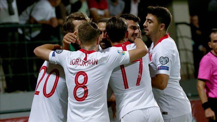 Türkiye, FIFA sıralamasında yükseldi