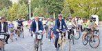 Lüleburgaz'da toplu taşıma, yürüme ve bisiklete farkındalık