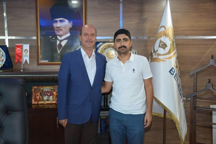Diyarbakir Savcısı Aydoğan'dan Başkan Bozkurt'a ziyaret
