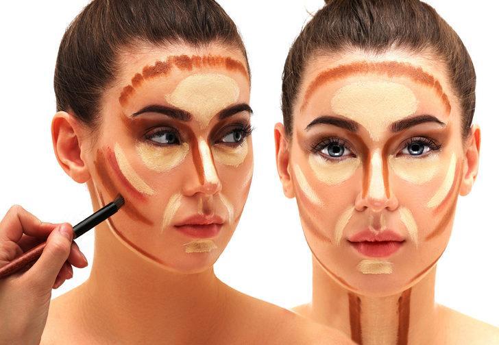 Güzellik uzmanlarına göre makyaj yaparken bu hataları çok sık yapıyoruz