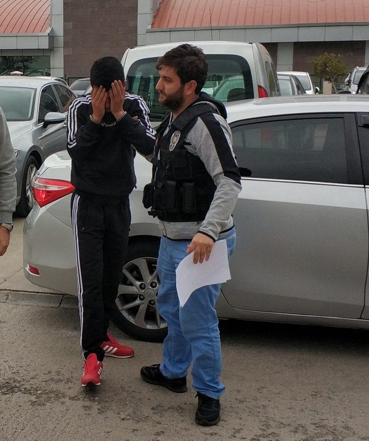 Uyuşturucu ticaretinden gözaltına alınan şahıs serbest bırakıldı