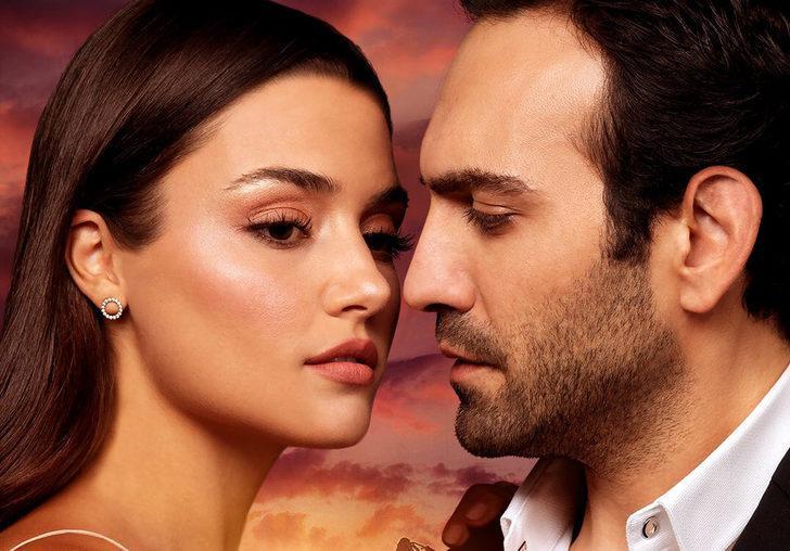 Hande Erçel ve Buğra Gülsoy Azize dizisinde buluştu! Azize hangi kanalda yayınlanacak?