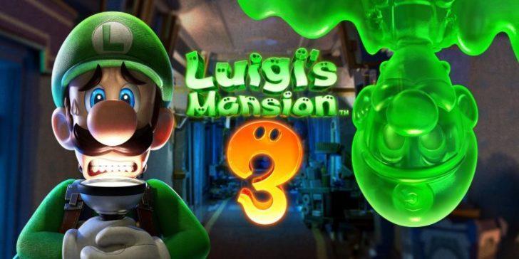 Luigi's Mansion 3'ü şimdiden satın alanları sürprizler bekliyor.