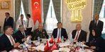 Vali Memiş, şehit aileleri, gaziler ve gazi aileleri onuruna yemek verdi