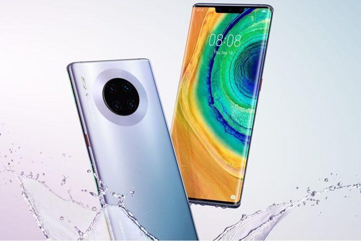 Huawei, Mate 30 Pro, donanımı ile rakiplerine adeta taş çıkarıyor