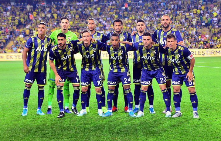 Fenerbahçe evinde 14 maçtır kaybetmiyor