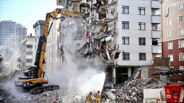 Son dakika! Kartal'da çöken binayla ilgili davada flaş gelişme