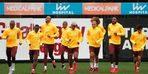 Galatasaray'da 3 isim kadroda yer almadı