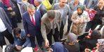 HDP önünde eylem yapan ailelere bir destek de Şırnak'tan