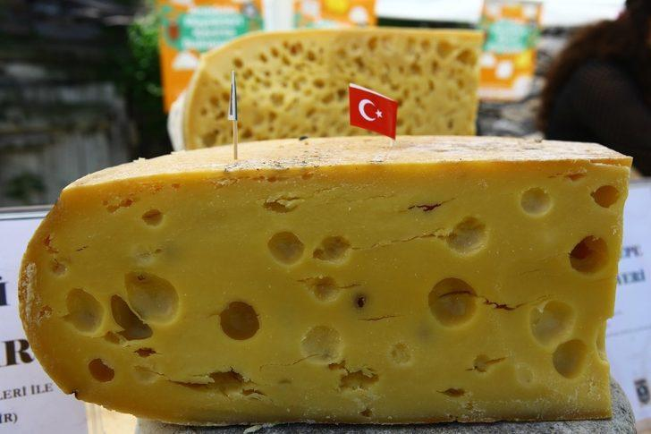 Türkiye'nin yöresel peynirleri Kars'ta buluşuyor