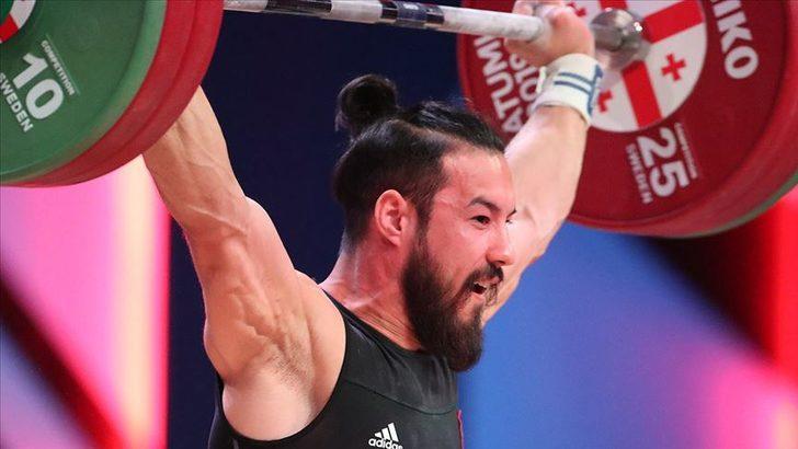 Daniyar İsmayilov gümüş madalya kazandı