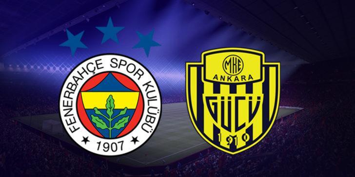 Fenerbahçe Ankaragücü maçı saat kaçta? (BeIN Sports canlı yayın ve alternatif kanallar)