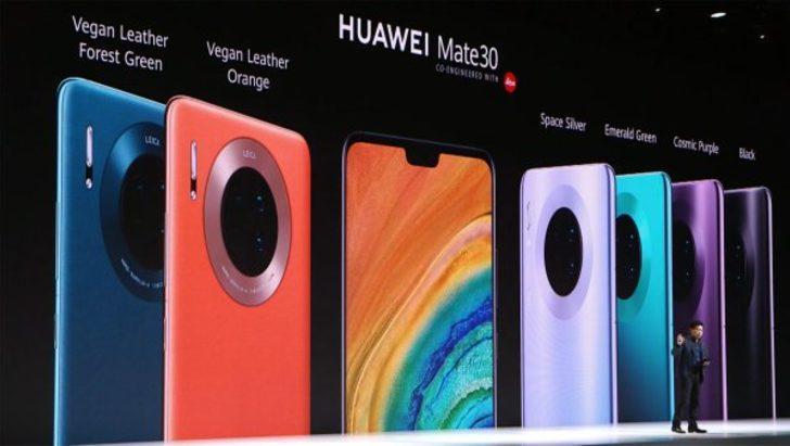 Huawei Mate 30 için yeniden düşünün!