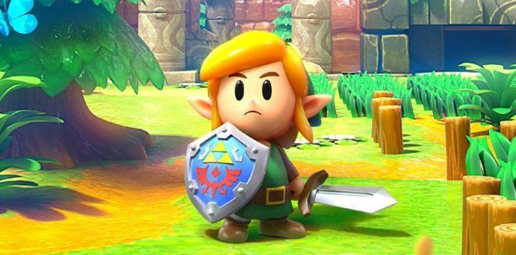 The Legend of Zelda: Link's Awakening göz doldurdu