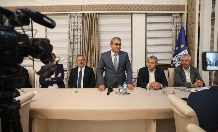 """Başkan Alim Işık: """"Sporun olduğu yerde barış ve kardeşlik vardır"""""""