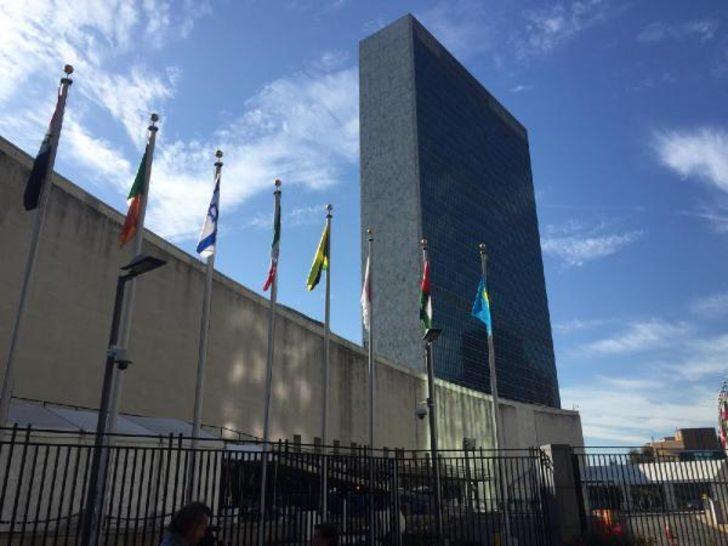 Cumhurbaşkanı Erdoğan, BM Genel Kurulu'na hitap edecek