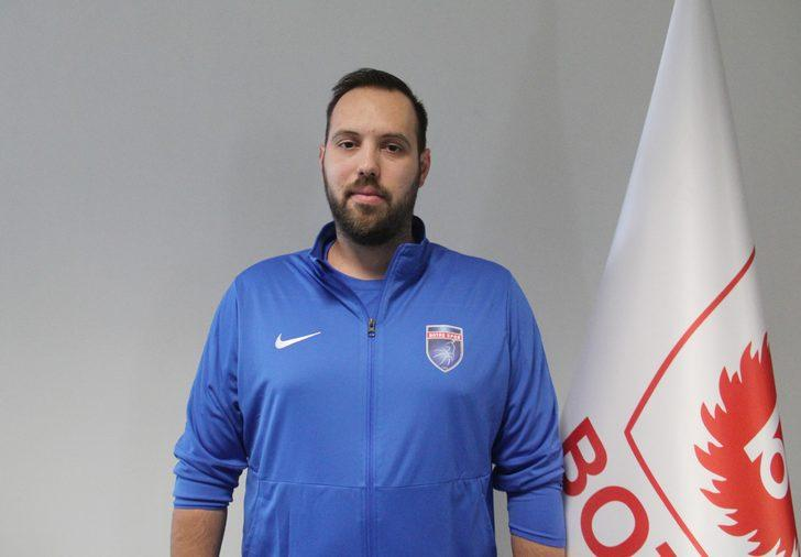Ender Kaya: İlk hedefimiz Euroleague'e kalmak