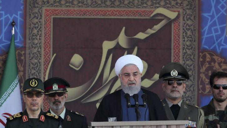 Ruhani'den 'Yabancı Güçler Bölgeden Uzak Dursun' Uyarısı