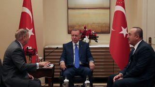 Erdoğan, ABD'li kritik ismi kabul etti