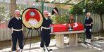 Kore gazisi Hüseyin Tırpan son yolculuğuna uğurlandı