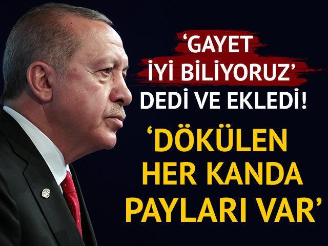 Erdoğan'dan ABD'de önemli mesajlar!
