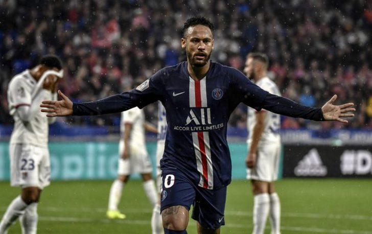 Lyon 0 - 1 PSG