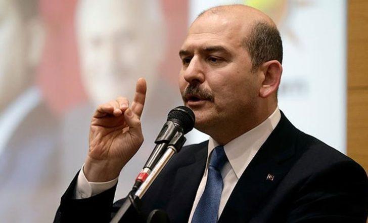 İçişleri Bakanı Soylu, Emniyet'ten ihraç edilenlerin sayısını açıkladı