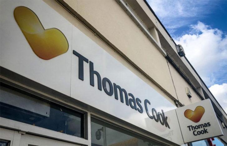 İflas eden Thomas Cook'un şubelerini rakibi satın alıyor