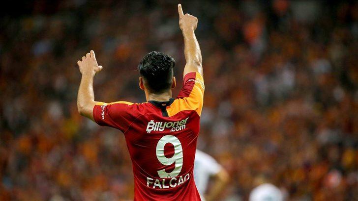 Saracchi açıkladı! Falcao, Inter Miami'ye gidecek